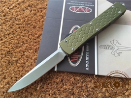 Нож Microtech Ultratech Green D2