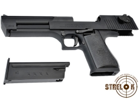 Cybergun (WE) Desert Eagle GBB Black